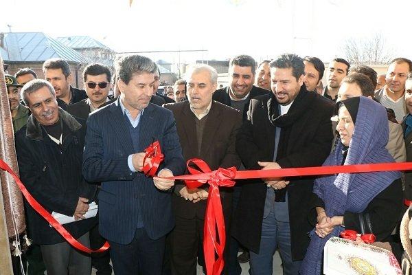 افتتاح مرکز خدمات جامع سلامت سلماس