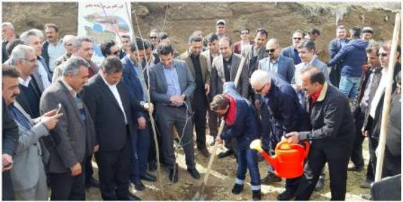 نامگذاری پارکی در مهاباد به نام «شاهو محمدی»، پسری با یک کروموزوم اضافه