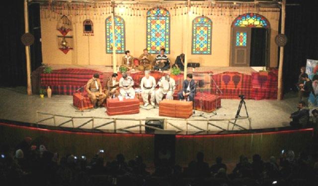 برگزاری دومین جشنواره منطقه ای موسیقی فولکلور کردی در بوکان