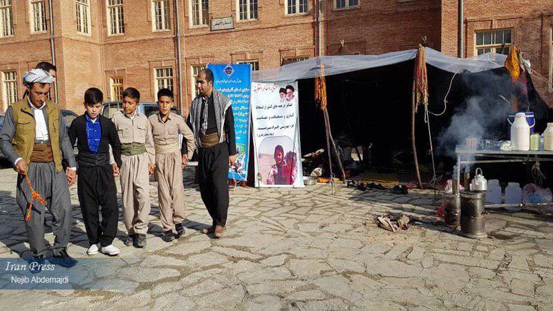 نمایشگاه نوروزگاه در ارومیه به روایت تصویر