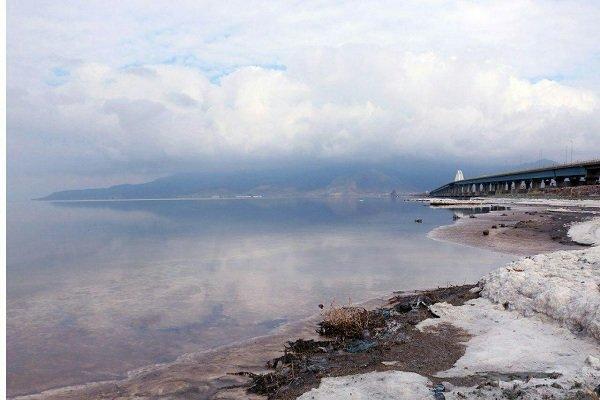 افزایش سطح آب و انحلال نمک در دریاچه ارومیه/مشاهده