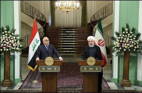 جزئیات نشست خبری دو مسئول ارشد ایران و عراق / ساخت شهرکهای صنعتی مشترک درمنطقهغرب و اقلیم