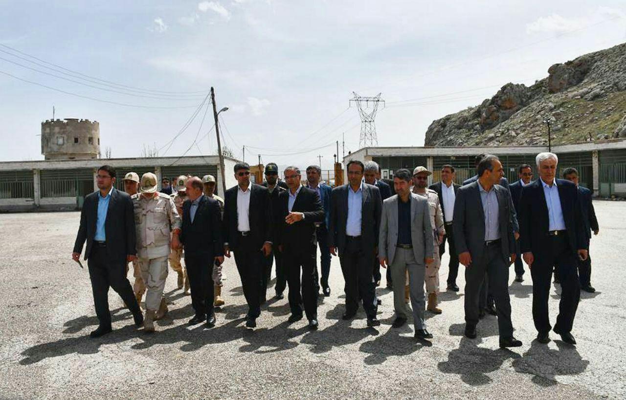 اظهار امیدواری مدیرکل امور مرزی وزارت کشور در خصوص بازگشایی مرز کوزه رش سلماس