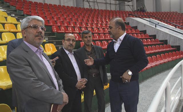 ارومیه ؛ خردادماه میزبان مسابقات لیگ ملت های والیبال ۲۰۱۹