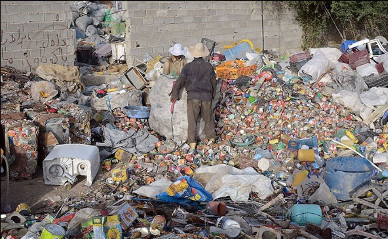ساماندهی ضایعات فروشان ارومیه چشم انتظار همت مسئولین شهری