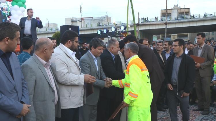 مشروح سخنان ۲ نماینده و شهردار و رئیس شورا در مراسم افتتاح جشنواره گل های ارومیه