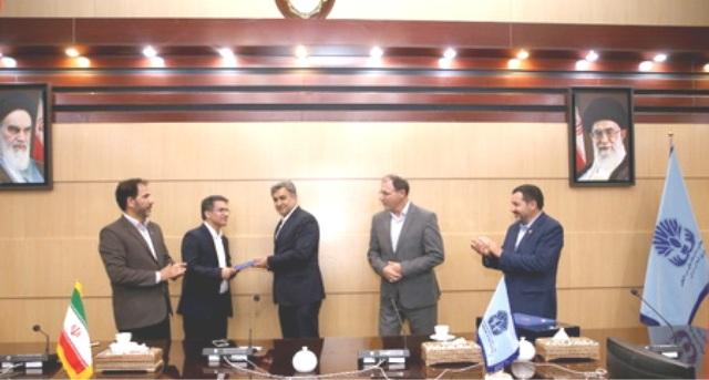 رئیس سابق دانشگاه جامع آذربایجان غربی ، معاون امور نمایشگاهی ایران شد