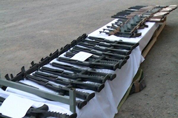 انهدام باند قاچاق اسلحه در آذربایجان غربی