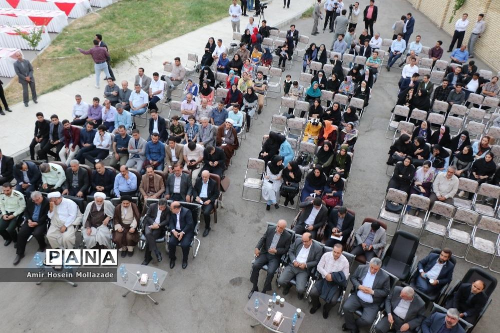 مراسم گرامیداشت روز خبرنگار در ارومیه
