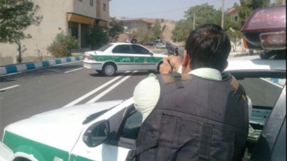 دستگیری قاچاقچی مواد مخدر طی یک عملیات مسلحانه در ارومیه