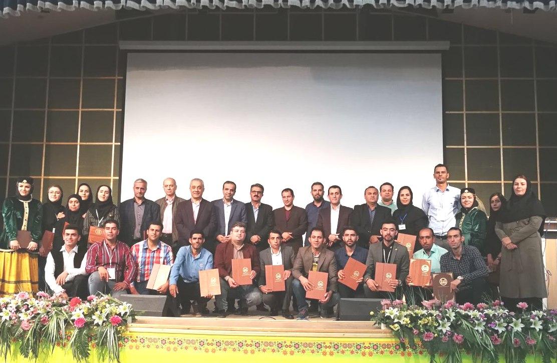 مراسم بزرگداشت روز جهانی ناشنوایان و تقدیر از ورزشکاران ناشنوا در آذربایجان غربی + تصاویر