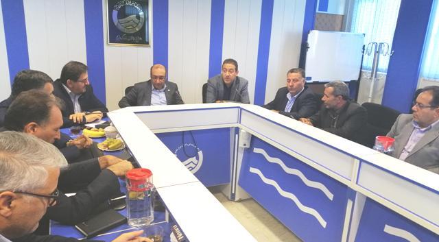سرپرست شرکت آب و فاضلاب شهری استان منصوب شد
