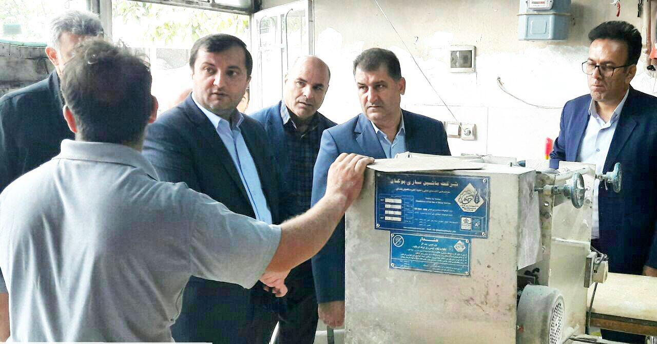 کمبود نان در پیرانشهر / وعده فرماندار شهرستان
