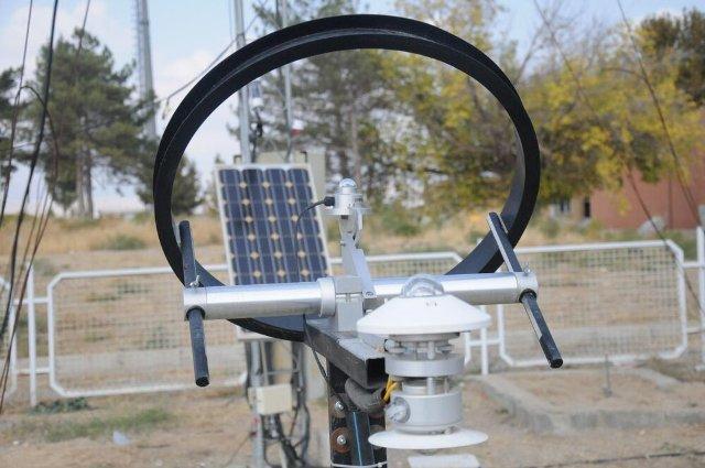 نصب دستگاههای سنجنده سازمان جهانی فائو در دانشگاه ارومیه