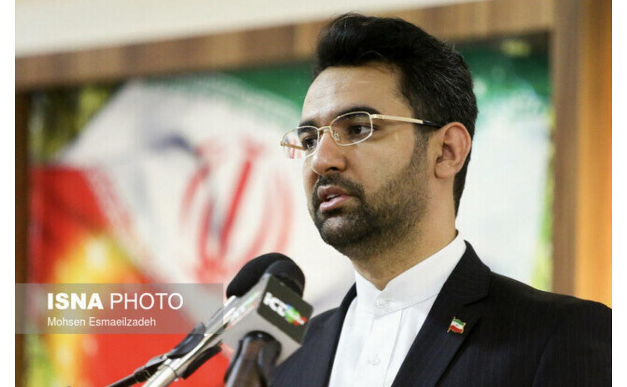 توضیحات وزیر ارتباطات در خصوص آخرین وضعیت قطعی اینترنت