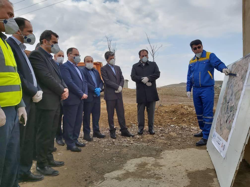 ضرورت ساماندهی سایت های زباله در آذربایجان غربی