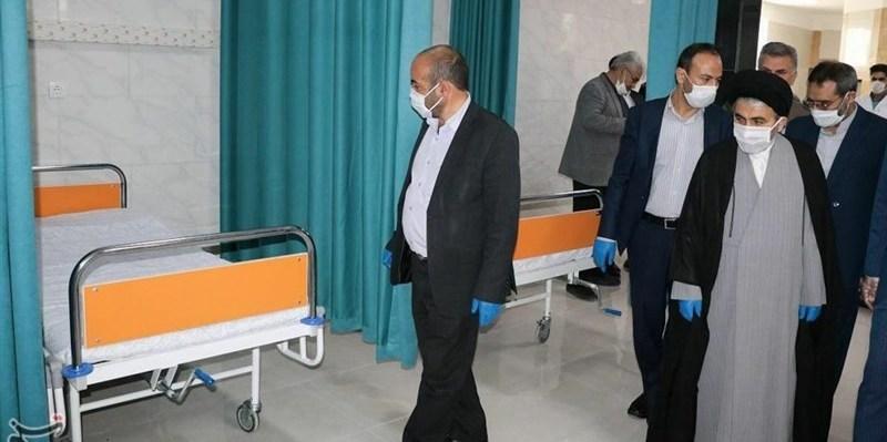 افتتاح مجتمع جدید بهداری زندان مرکزی ارومیه + تصاویر