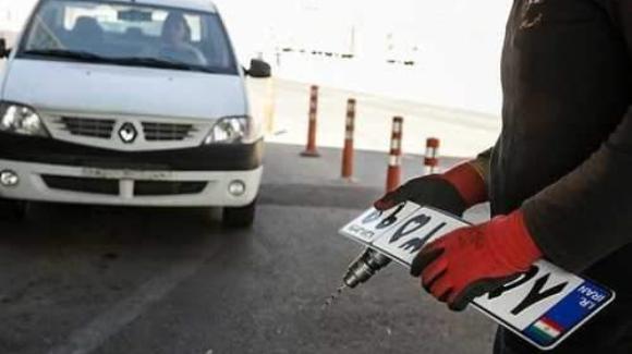 خدمات تعویض پلاک خودرو در آذربایجانغربی دوباره زوج و فرد شد