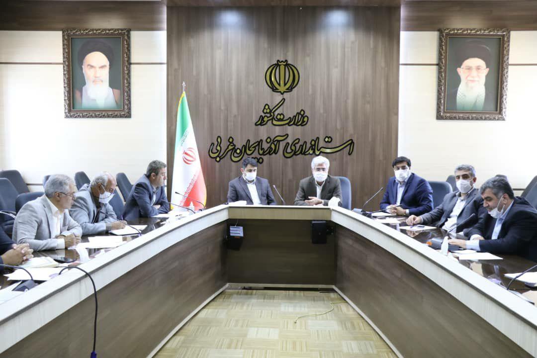 رویکرد دولت اتمام و تکمیل پروژه های نیمه تمام عمرانی در آذربایجان غربی