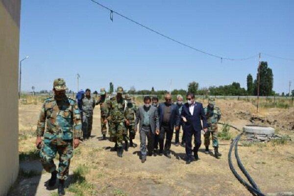 توضیحات مدیرعامل آبفای آذربایجان غربی در خصوص آبرسانی به پادگان شهید آبشناسان ارومیه