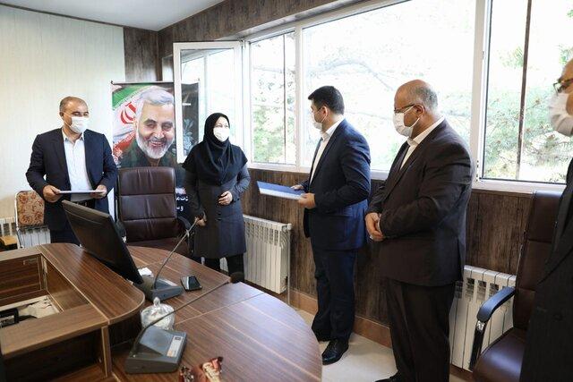 یک بانو مدیرکل نوسازی مدارس آذربایجان غربی شد