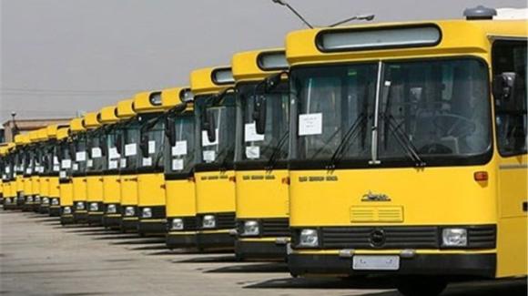 مشکل بیمه ؛ دلیل اعتصاب رانندگان اتوبوس درون شهری ارومیه