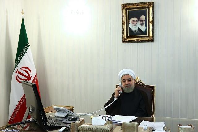گفت و گوی تلفنی روحانی و اردوغان در خصوص قره باغ